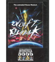 Daft Punk Interstella 5555 - DVD