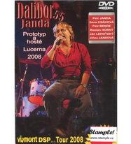 Dalibor Janda 55 - DVD