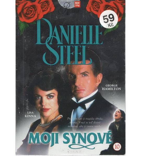 Danielle Steel - Moji synové - DVD pošetka