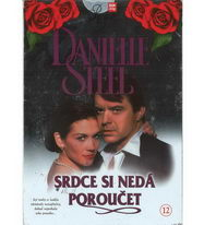 Danielle Steel - Srdce si nedá poroučet - DVD pošetka