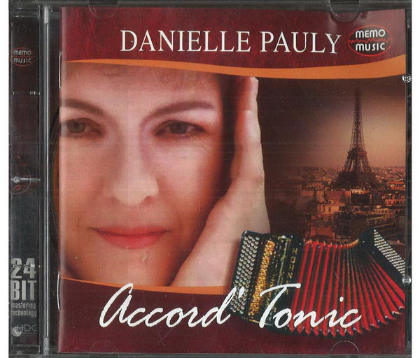 Dannielle Paully - Accord tonic - CD