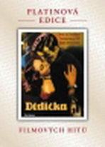 Dědička - DVD plast