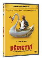 Dědictví aneb Kurvahošigutntág - remasterovaná verze - DVD