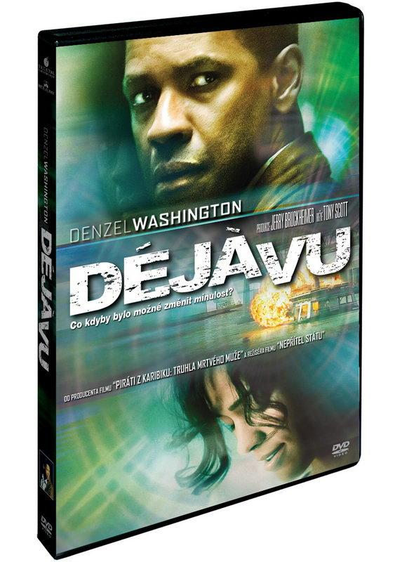 DéjaVu - DVD plast