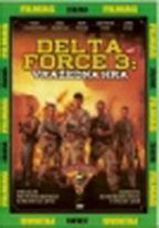 Delta Force 3 : Vražedná hra - DVD