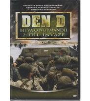 Den D 2. díl - Invaze - DVD slim