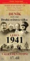 Deník - Druhá světová válka díl.17 - Leden 1941 - DVD