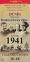 Deník - Druhá světová válka díl.18 - Únor 1941 - DVD