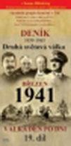 Deník - Druhá světová válka díl.19 - Březen 1941 - DVD