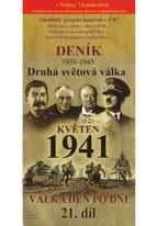 Deník - Druhá světová válka díl.21 - Květen 1941 - DVD