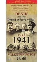 Deník - Druhá světová válka díl.25 - Září 1941 - DVD