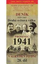 Deník - Druhá světová válka díl.28 - Prosinec 1941 - DVD