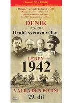 Deník - Druhá světová válka díl.29 - Leden 1942 - DVD