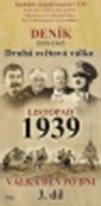 Deník - Druhá světová válka díl.3 - Listopad 1939 - DVD