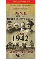 Deník - Druhá světová válka díl.30 - Únor 1942 - DVD