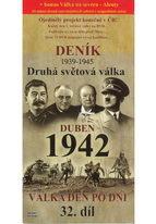 Deník - Druhá světová válka díl.32 - Duben 1942 - DVD
