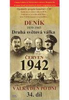 Deník - Druhá světová válka díl.34 - Červen 1942 - DVD