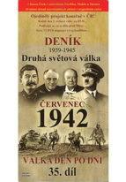 Deník - Druhá světová válka díl.35 - Červenec 1942 - DVD