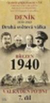 Deník - Druhá světová válka díl.7 - Březen 1940 - DVD