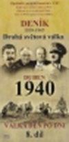 Deník - Druhá světová válka díl.8 - Duben 1940 -  pošetka DVD