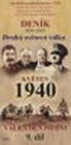 Deník - Druhá světová válka díl.9 - Květen 1940 - DVD