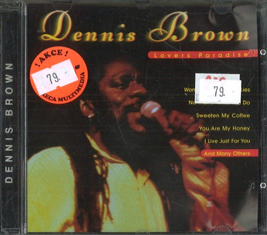 Dennis Brown - Lovers paradise - CD