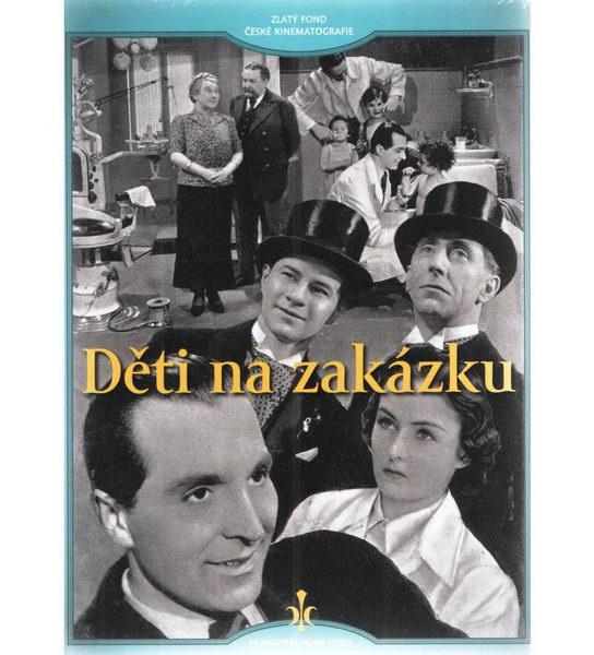 Děti na zakázku - DVD