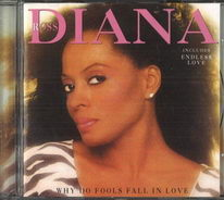 Diana Ross - Includes endless love - CD
