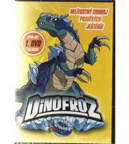 Dinofroz 1. DVD ( slim ) DVD