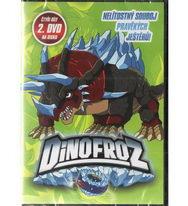 Dinofroz 2. DVD
