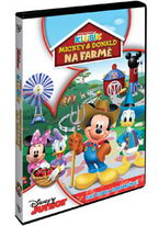 Disney Junior: Mickey a Donald na farmě - DVD
