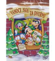 Disney - Vánoce jsou za dvěřmi - DVD