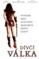 Dívčí válka ( plast ) DVD