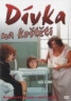 Dívka na koštěti - DVD pošetka