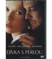 Dívka s perlou ( Plast ) DVD
