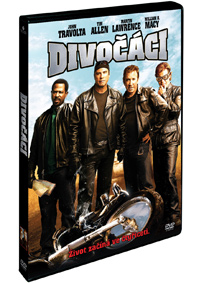 Divočáci DVD