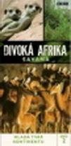 Divoká Afrika 2 - Savana - DVD
