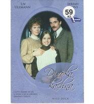 Divoká kachna - DVD pošetka