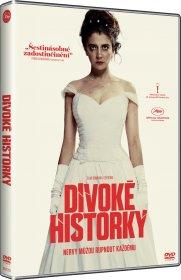 Divoké historky - DVD