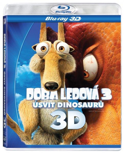 Doba ledová 3 - Úsvit dinosaurů - BD