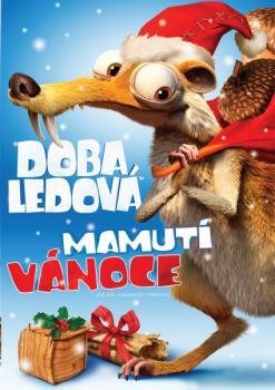 Doba ledová : Mamutí Vánoce - DVD