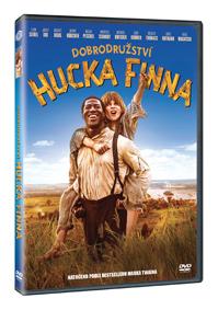 Dobrodružství Hucka Finna DVD