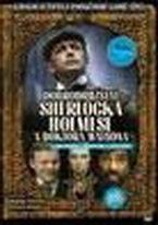 Dobrodružství Sherlocka Holmese Král vyděračů - DVD