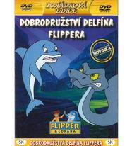 Dobrodružství delfína Flippera - DVD