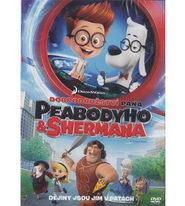 Dobrodružství pana Peabodyho & Shermana - DVD