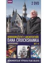 Dobrodružství v architektuře Dana Cruickshanka díl 1-4 (2DVD)
