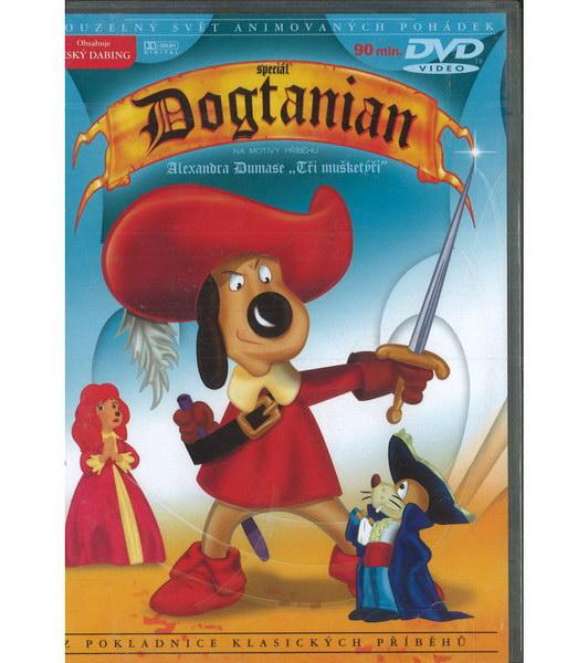 Dogtanian ( plast ) - DVD
