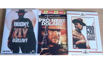 Dolarová trilogie s Clintem Eastwoodem - DVD