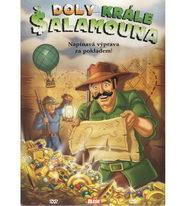 Doly krále Šalamouna - animovaný - DVD