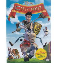 Don Chichot - anim. - DVD
